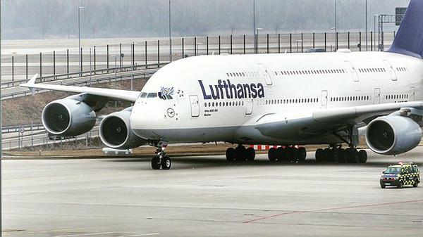 Lufthansa – przewoźnik lotniczy