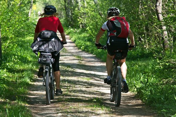 W całej Polsce urządzają wycieczki na rowerach