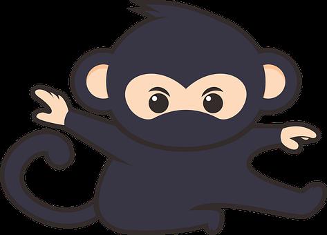 Przydatne małpki interaktywne
