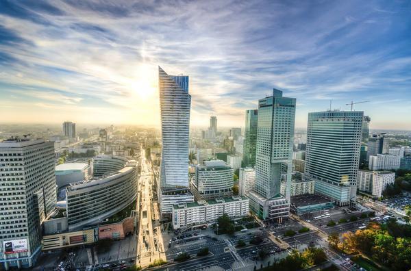 Przeprowadzka do nowych nieruchomości w Warszawie