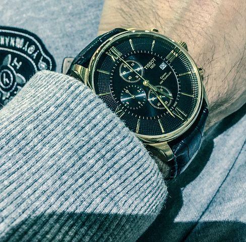 Zegarki Tissot z certyfikatem dokładności chronometru